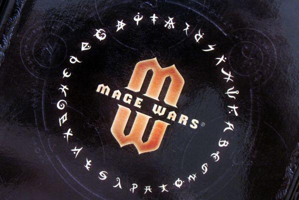 Mage Wars: Forcemaster vs Warlord