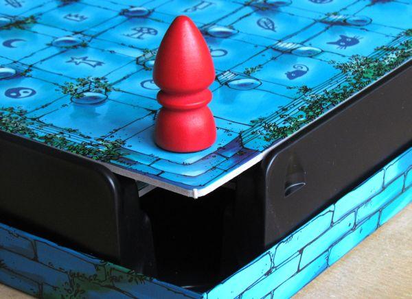 Magický labyrint - připravená hra