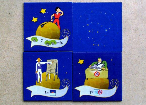Malý princ: Udělej mi planetu - dílky