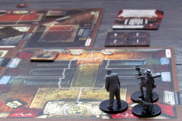 Mansions of Madness - game is ready