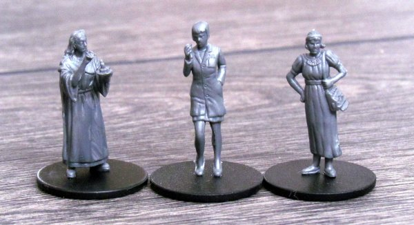 Mansions of Madness - miniatures
