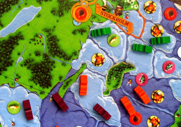 Mare Balticum - rozehraná hra