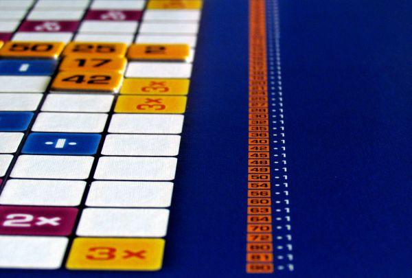 Mathable - detail hracího plánu