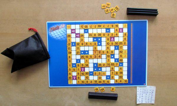 Mathable - ukončená hra