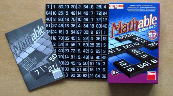 Mathable Domino - balení