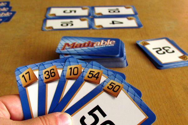 Mathable Quattro - rozehraná hra