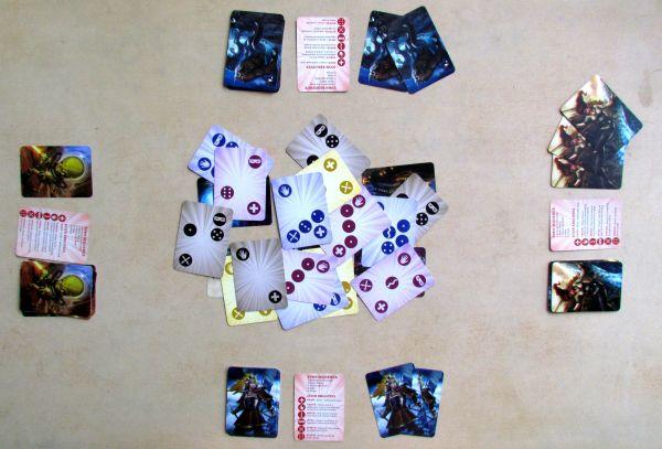 Maximum Throwdown - rozehraná hra