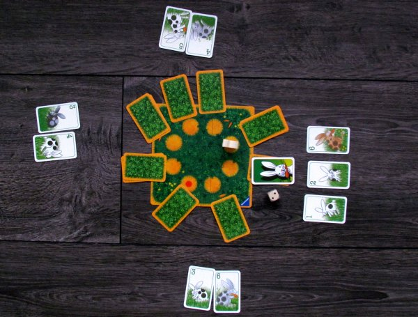 Max Mümmelmann - rozehraná hra