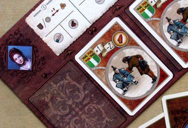 Mercurius - rozehraná hra