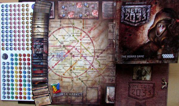 Metro 2033 - balení