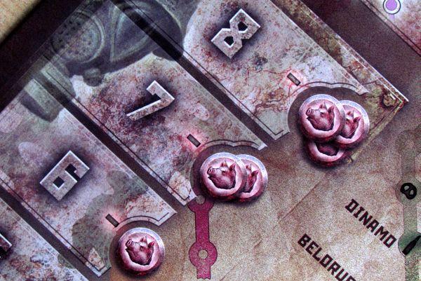 Metro 2033 - detail herního plánu
