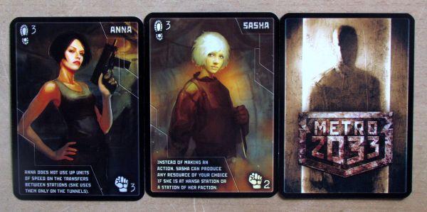 Metro 2033 - karty