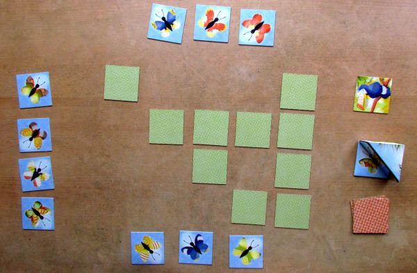 Mimikri - rozehraná hra