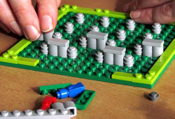 Mini-Taurus - sestavení hry