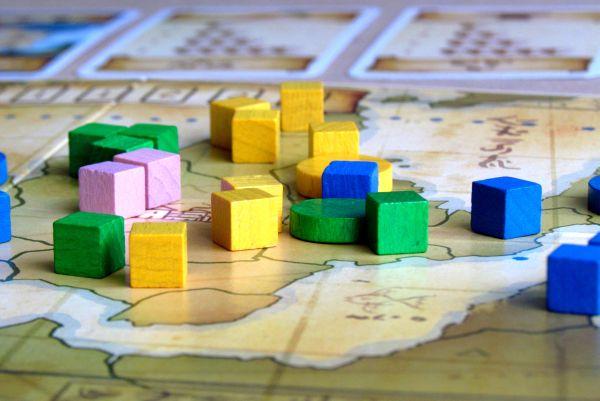 Minutová říše - rozehraná hra