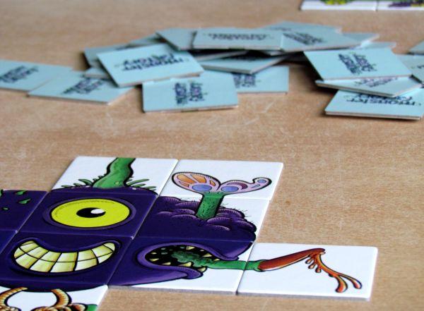 Monster Factory - rozehraná hra