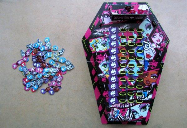 Monster High: Monster Mind - připravená hra