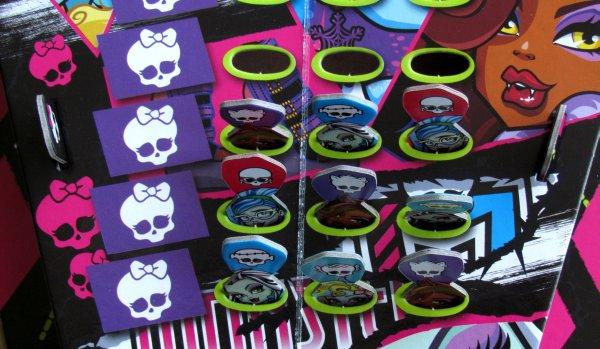 Monster High: Monster Mind - rozehraná hra