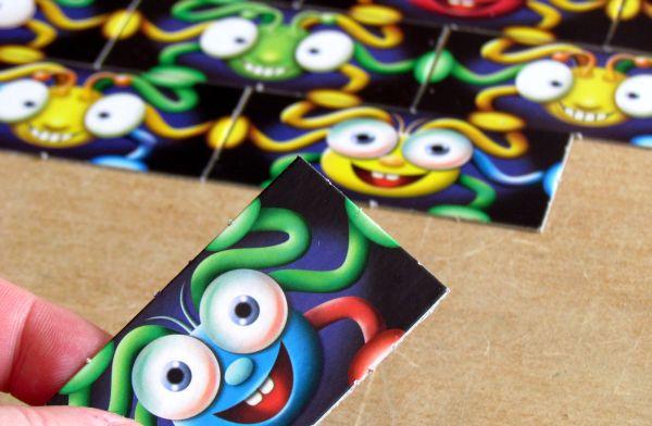 Monstermania - rozehraná hra