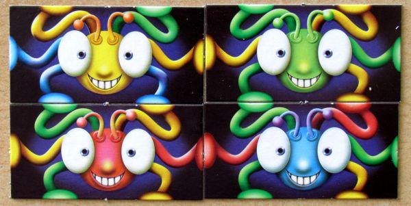 Monstermania - dílky