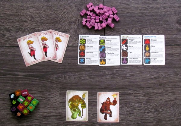 Monsters & Maidens - game is ready