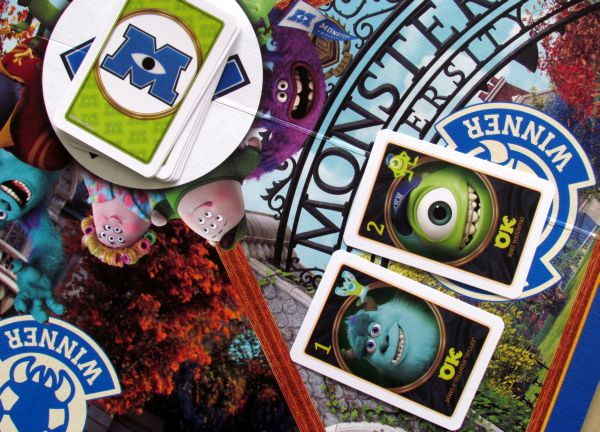 Monsters University - rozehraná hra