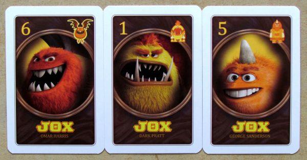 Monsters University - karty