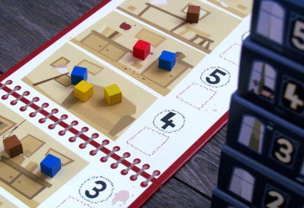 Mord im Arosa - rozehraná hra