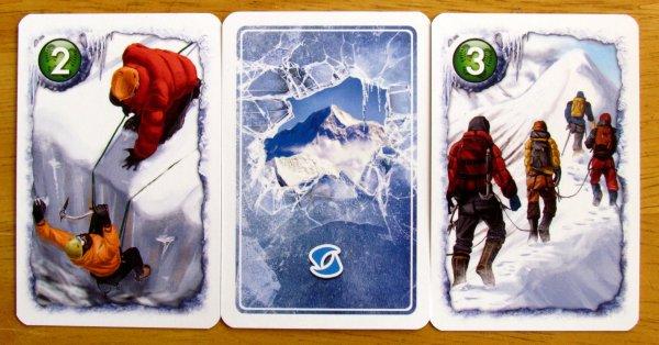 Mount Everest - karty