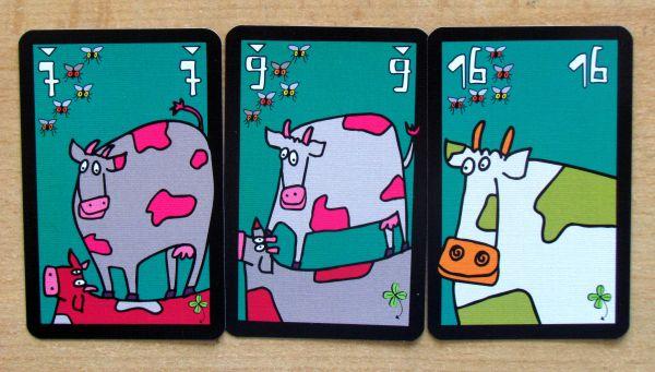 Mow - karty