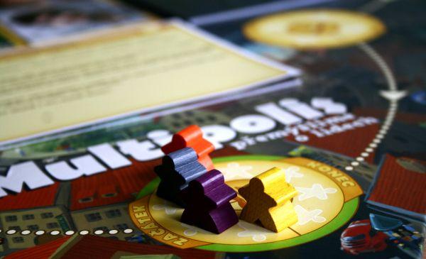 Multipolis - připravená hra