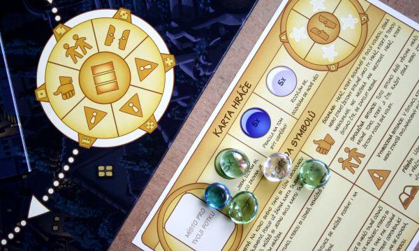 Multipolis - rozehraná  hra