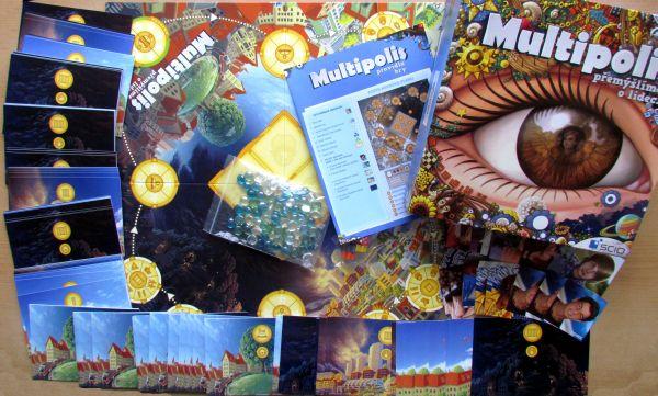 Multipolis - balení