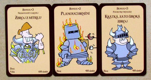 Munchkin - karty