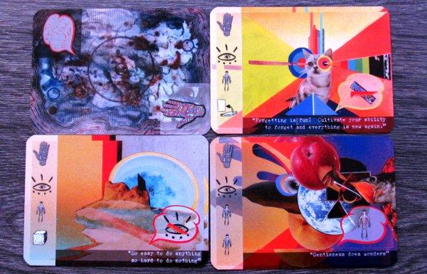 Mushroom Eaters - cards