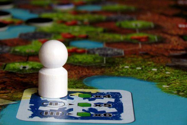 Myrmes - připravená hra