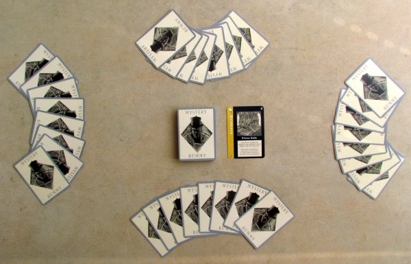 Mystery Rummy: Jack the Ripper - game is ready