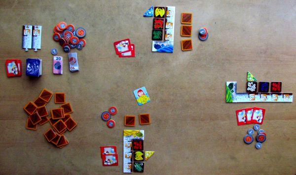 Smart Koala Na trhu - rozehraná hra