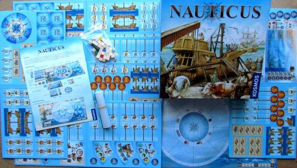 Nauticus - balení