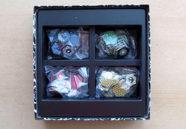 Neuroshima Hex - krabice