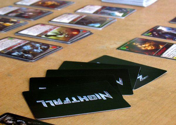 Nightfall: Coldest War - rozehraná hra