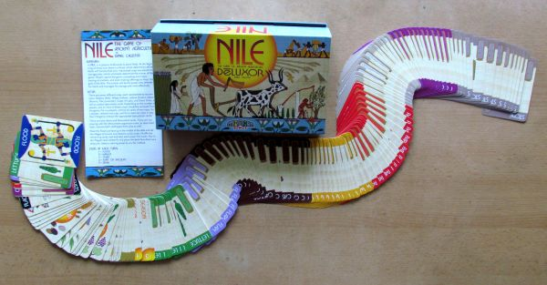 Nile DeLuxor - balení