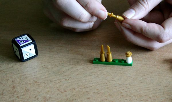 Board game review: Ninjago - game completion