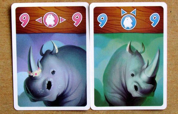 Noe - karty