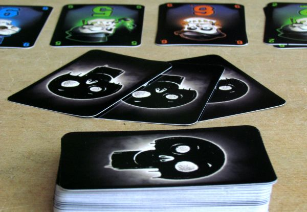 Nox - rozehraná hra