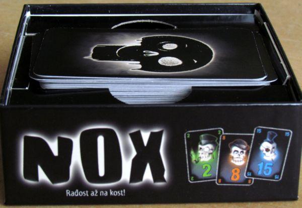 Nox - krabička
