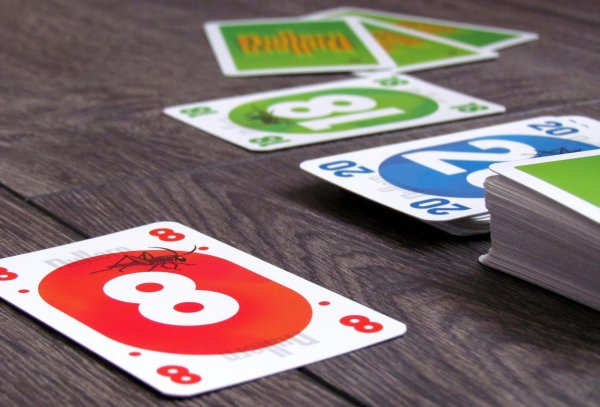 Nullern - rozehraná hra