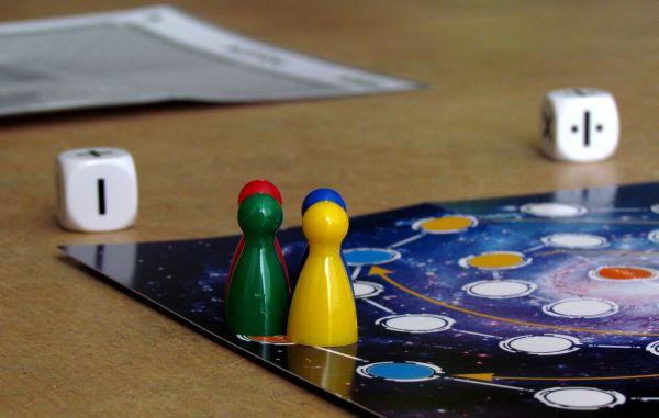 Numerix - připravená hra