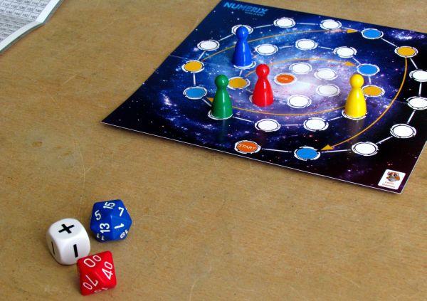 Numerix - rozehraná hra