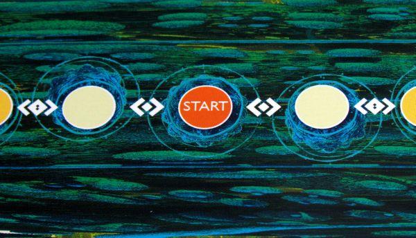 Numerix - detail herního plánu